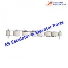 <b>Escalator 17048846 Handrail pressure chain</b>