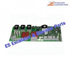 Elevator 591404 PCB