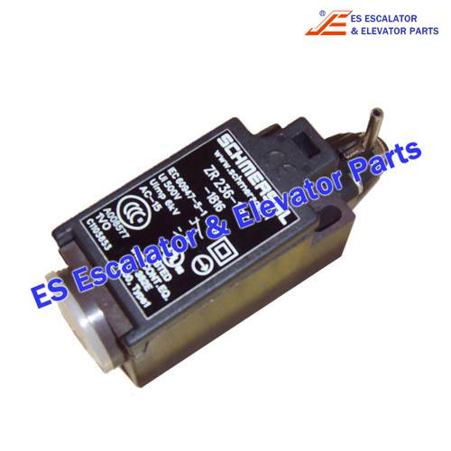 Escalator KM3670222 limit switch