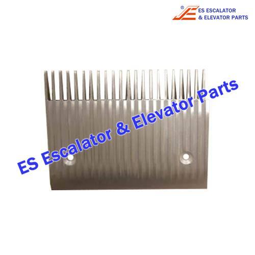Schindler Escalator SFR24717 Comb Plate