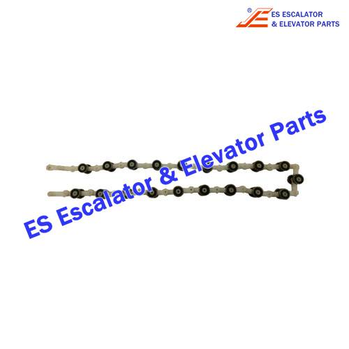 Escalator SCE00011 return chain