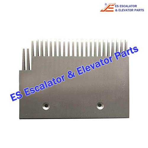 OTIS GAA453BV3 Comb Aluminum Finish P/Ns