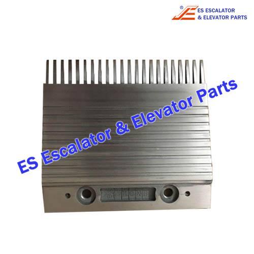 Escalator KM2209591H01 Comb Plate RTV-B