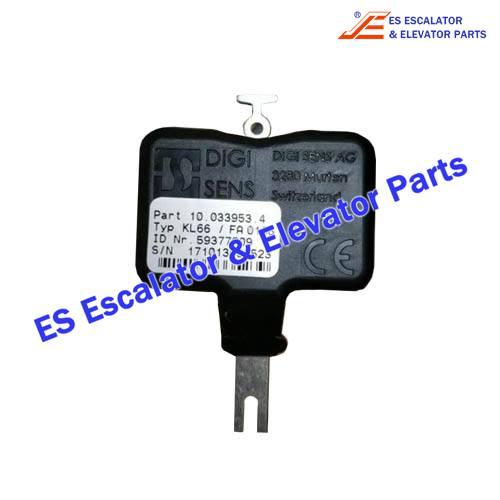 Elevator 59377809 Load Measuring Sensor KL-66 CN-version
