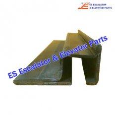 Escalator Steel guide
