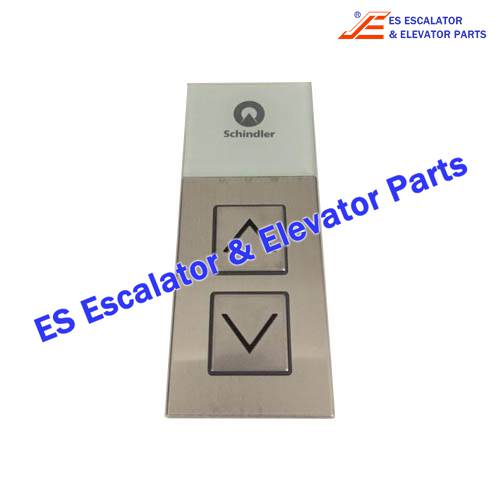 Schindler Elevator LOP GS 300P-2WSF Display Panel