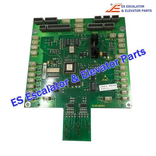 ESSchindler Elevator 590859 PCB
