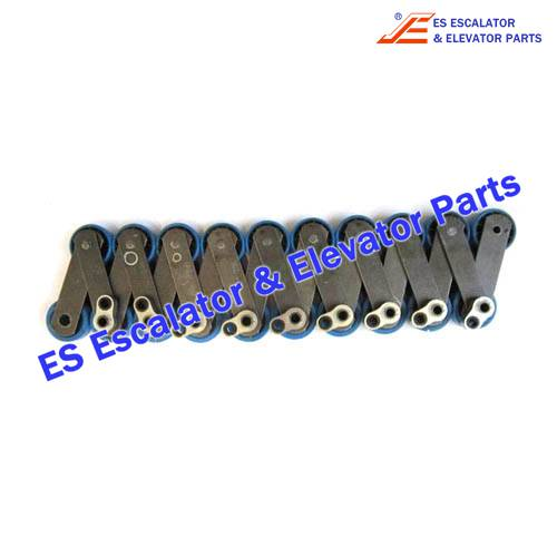 Escalator Parts GAA26350L25 606 NCT Pallet Chain Pin ∅12.7 ∅20m