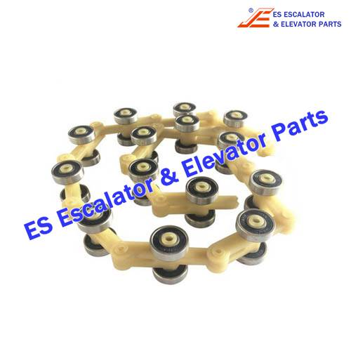 Escalator Parts SCH409585 Rotary chain