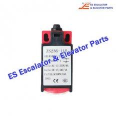 <b>ZS236-11Y Elevator Stroke Switch</b>