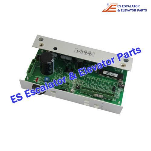 KONE Elevator KM602810G02 AMD Board