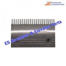 Escalator Parts KM5203512H01 Comb Plate