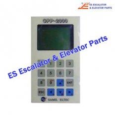 <b>Escalator OPP-2000 Service Tool LTT-2</b>