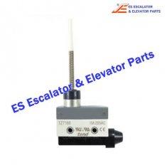 <b>Escalator tend tz-7166 Landing plate switch</b>
