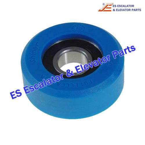 SJEC Escalator F01FCCCA Step Roller