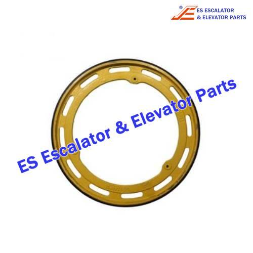 Schindler Escalator 50626952 Friction Wheel