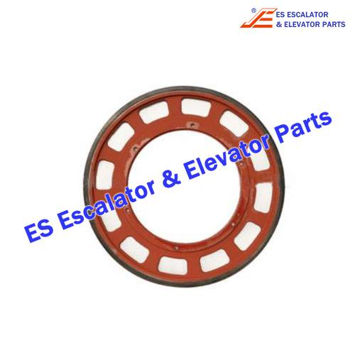 Escalator Friction Wheel 597*30mm