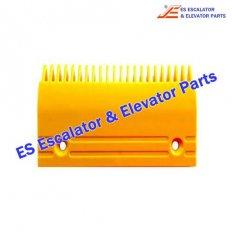 Escalator Parts Comb Plate 0129CAD001