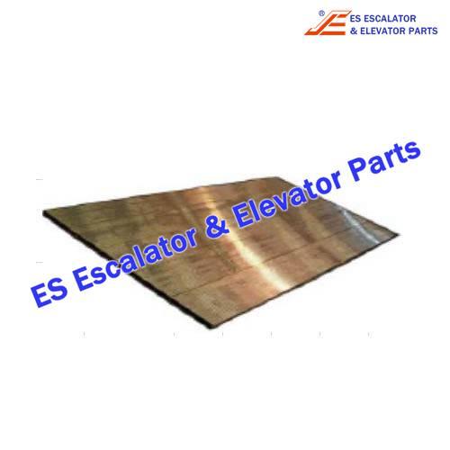 Escalator 11878200 Grooved Plate
