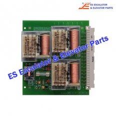 <b>DEE2184215 Escalator Switch and Board Control Board</b>