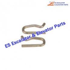<b>Escalator SR362163 Axle Spring Clip</b>