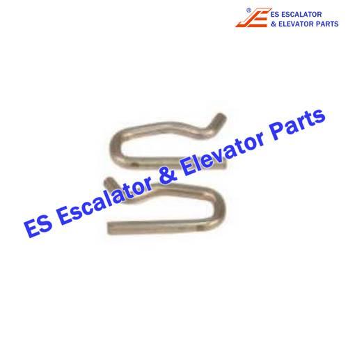 Schindler Escalator SR362163 Axle Spring Clip