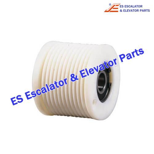 ES-SC417 Schindler Pulley Poly-V-Belt SCH394007