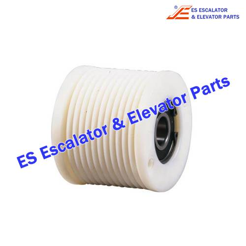 Escalator 394007 Pulley Poly-V-Belt