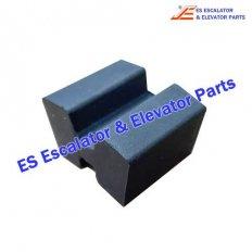 Escalator DAA320AA1 Rubber buffer for EC-W1 gearbox coupling
