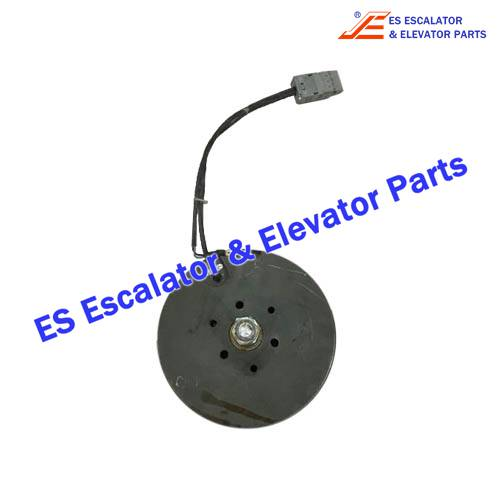 Escalator 127087 PMS230 Brake assembly