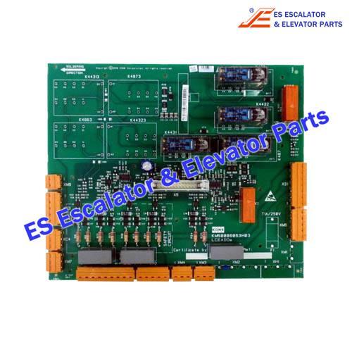 KONE Elevator KM5006052G02 PCB