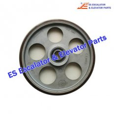 Elevator 120883 R300 guide wheel
