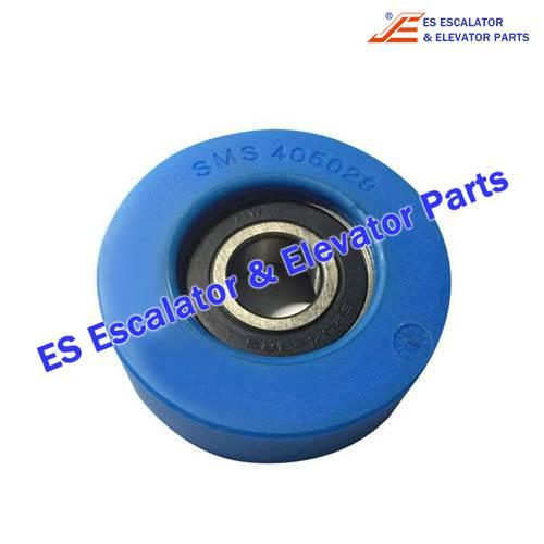 ES-SC046 Schindler Chain Roller SMS405029 6204RS
