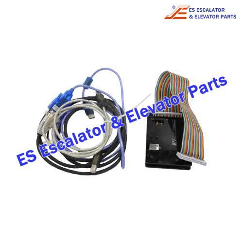 Mitsubishi Escalator AF-MI10955A service tool MC card