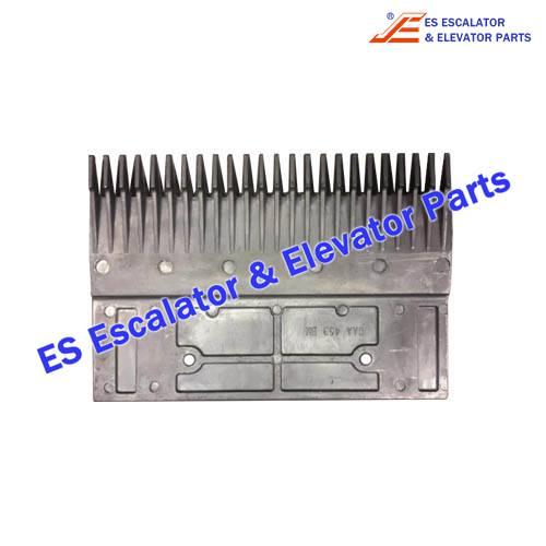 OTIS Escalator GAA453BM Comb Plate