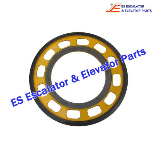 ES-KT073 Kone Handrail Friction Wheel KM5252113H01