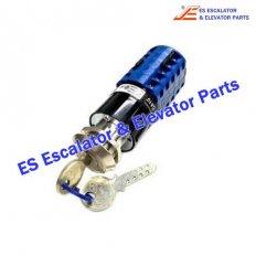 <b>Escalator DEE2247123 Key Switch</b>