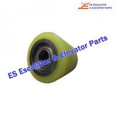 Escalator 0348CAP Tension roller