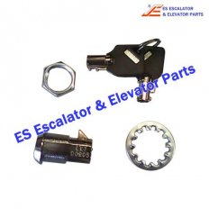 Escalator KM281629 Key Lock