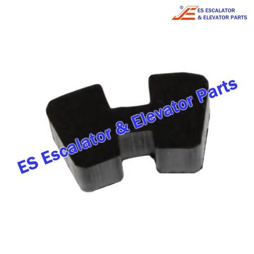 Escalator B95 rubber insert