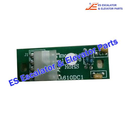 OTIS Elevator XAA610DC1 PCB