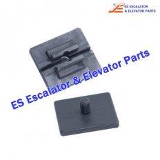 Escalator KM3691814 Fastening clips