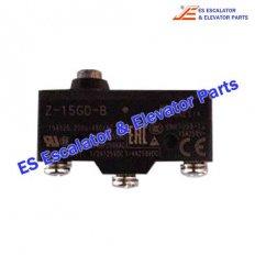 <b>Elevator 143509 Z-15GD-B Limit Switch</b>