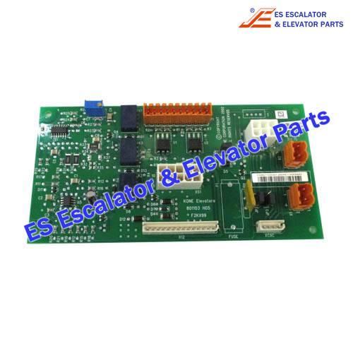 KONE Elevator Parts KM801100G01 PCB