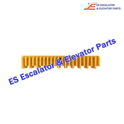 Escalator L57332120A Step Demarcation