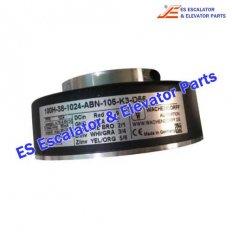 Escalator 100H-38-1024-ABN-I05-K3-D56 Encoder