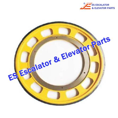 OTIS Escalator DAA261NNN1 Friction Wheel