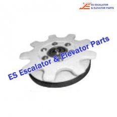 Escalator GOB2215AB41 Wheel Gear