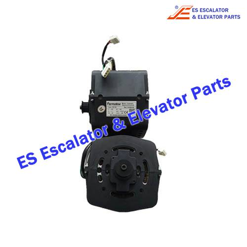 Fermator Elevator YVP90-6S door motor