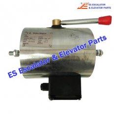 Escalator Parts 1701688800 KUHSE Brake coil